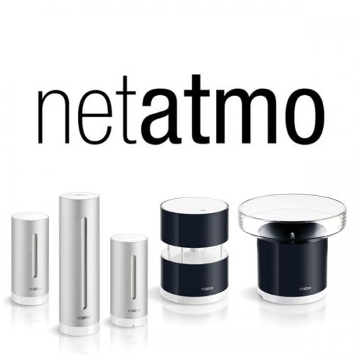 Netatmo Weather Station suite standalone