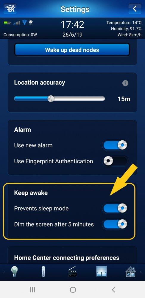 2. Keep Awake setting.jpg